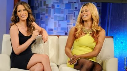 Carmen Carrera i Laverne Cox gošće u talk-showu Katie