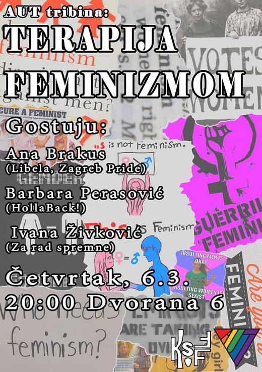 Aut terpaija feminizmom